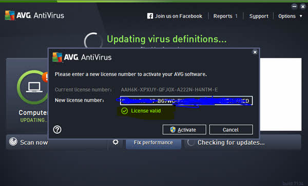 AVG Internet Security 2019 - 1 an gratuit  AVG-Antivirus-2017-License-Key-Free