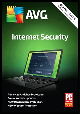 AVG Internet Security 2018 License Key Free