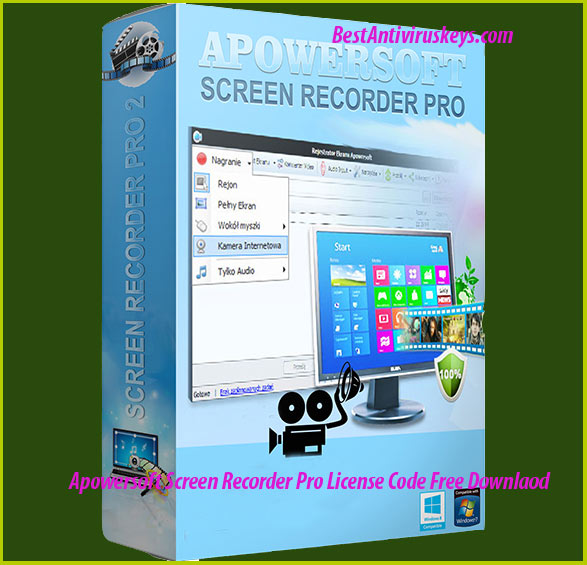 Apowersoft Screen Recorder Pro License Code