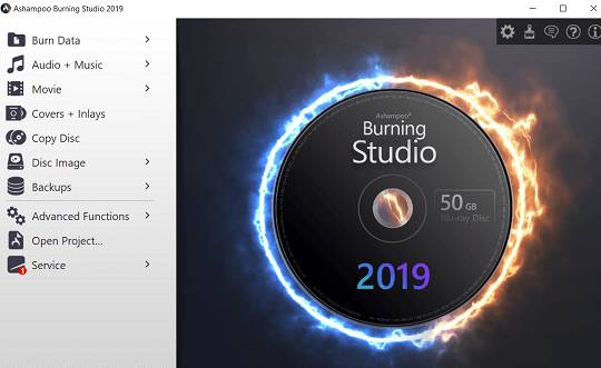 Ashampoo Burning Studio 2019 Free download full version