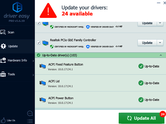 Driver Easy Pro Serial Key 2019
