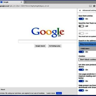 How to Change Default Search Engine to Google in Microsoft Edge Browser