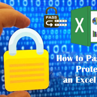 How to Password Protect an Excel Sheet 2