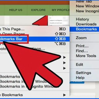How to Remove Bookmark Bar in Chrome New Tab