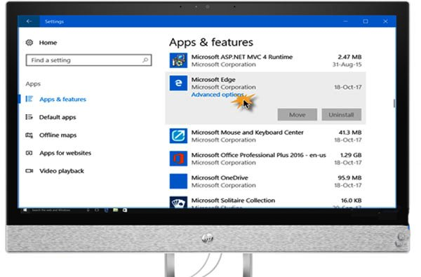 How to Reset Microsoft Edge browser To Default Settings