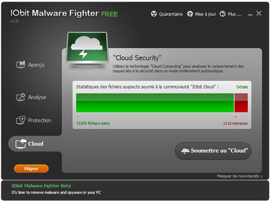 iobit malware fighter to remove adware and malware 2019