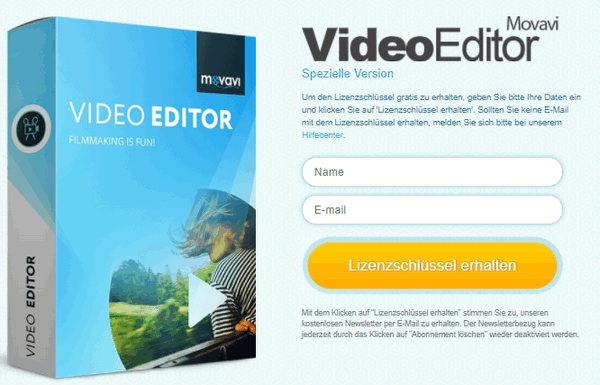 movavi video editor plus activation key download
