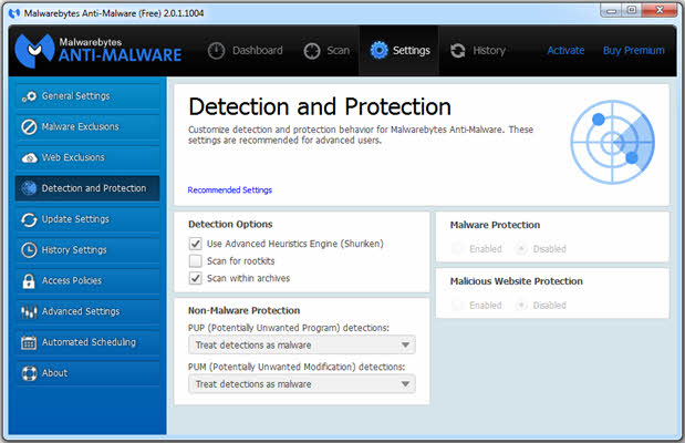best free anti malware software for windows 10