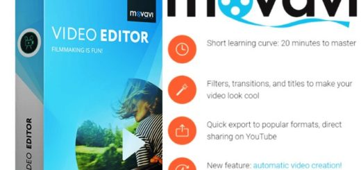MOVAVI Video Editor 14 Activation Key Free