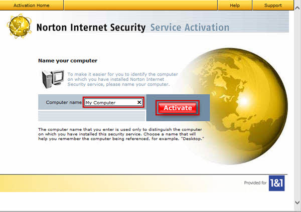 Norton internet Security 2017 Activation Code