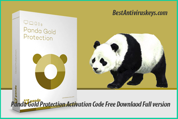 Panda Gold Protection Activation Code