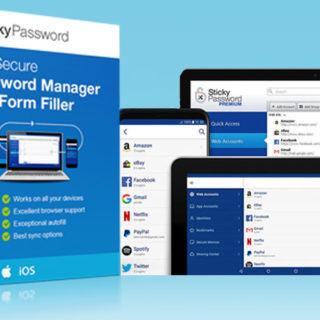 Sticky Password License Key Free