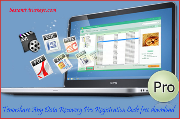 Tenorshare Any Data Recovery Pro Registration Code