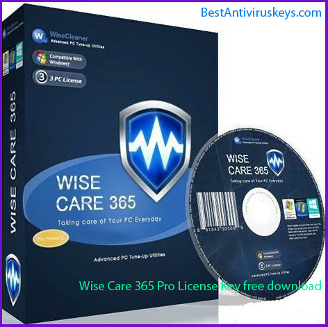 Wise Care 365 Pro License Key free
