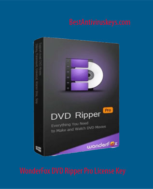 WonderFox DVD Ripper Pro Registration Code Free Download