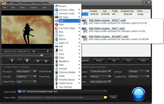 WonderFox HD Video Converter full version