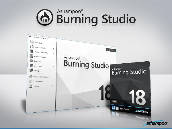 Ashampoo Burning Studio 2019 License Key