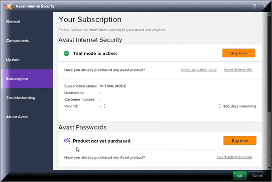 Avast Internet Security 2020 Activation Code 100% Free For ...