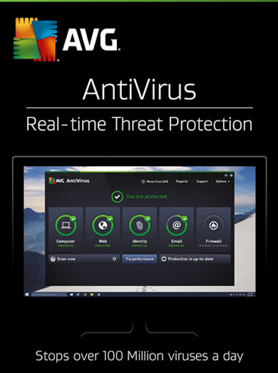 AVG AntiVirus 2019 for Android Security FREE