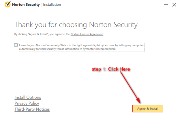 norton 360 trial reset 2018