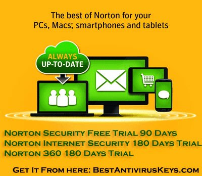 Norton Security Free Trial 90 Days 2019 Free Download