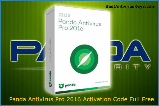 Panda Antivirus Pro Activation Code